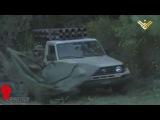 Бойцы Хезболлы в действии!опять тойота