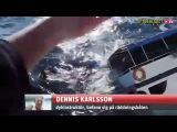 Крушение судна в Таиланде